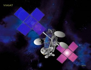 ViaSat-1, the most powerful communications satellite in the world